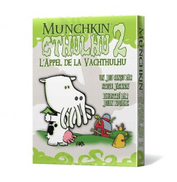 Munchkin Cthulhu 2 - L'Appel de la Vachthulhu - Jeu de cartes