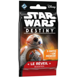 Star Wars - Destiny - Booster - Le Réveil