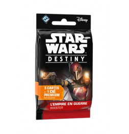 Star Wars - Destiny - Booster - L'Empire en Guerre