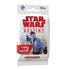 Star Wars - Destiny - Booster Héritages