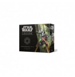 Star Wars Légion - Speederbikes 74-Z