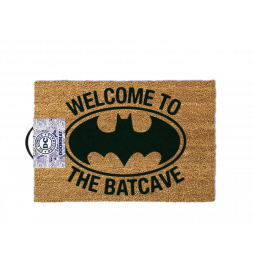 Paillasson Batman - 40 x 60 cm - Welcome to the Batcave