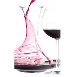 Carafe à décanter le vin - En verre - ?oenologie