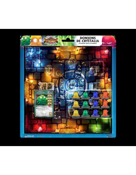 Super dungeon Explore - Donjons de Crystalia - Extension tuiles de donjons