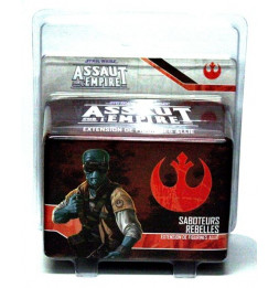 Star Wars Assaut sur l'Empire - Saboteurs Rebelles