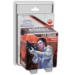 Star Wars Assaut sur l'Empire - Leia Organa, Commandant Rebelle