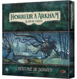 Horreur à Arkham - L'Héritage de Dunwich - Jeu de cartes