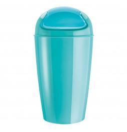 Poubelle XL 30 L - H 65 cm - Bleu