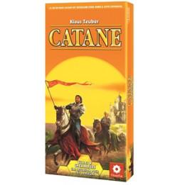 Catan - Villes et chevaliers - 5/6 joueurs - Extension - Jeu de société