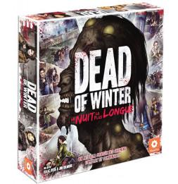 Dead of Winter - La nuit la plus longue - Jeu de société