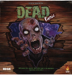 Dead Panic - Jeu de société