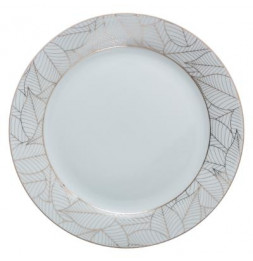 Assiette plate Jungle chic - D 27 cm