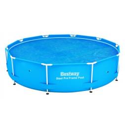 Bâche solaire - 289 cm - Bleu