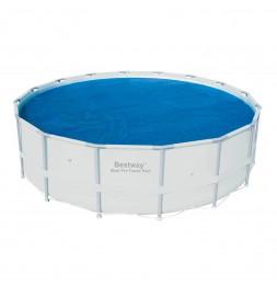 Bâche solaire - 462 cm - Bleu