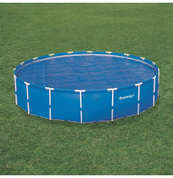 Bâche solaire - 527 cm - Bleu