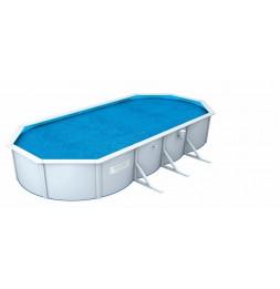 Bâche solaire - 730 x 350 cm - Bleu