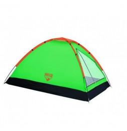 Tente plateau 3 places - 210 x 210 x 130 cm - Vert