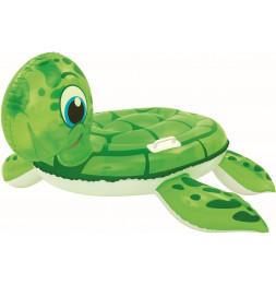 Chevauchable tortue - 140 x 140 cm - Vert