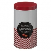 Boîte à café - Cuisine traditionnelle - H 18,5 cm