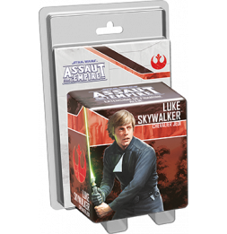 Star Wars Assaut sur l'Empire - Luke Skywalker - Chevalier Jedi