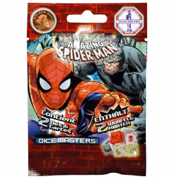 Dice Masters - Booster Spider-Man