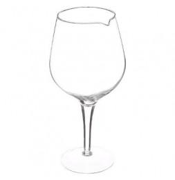 Carafe en forme de verre à pied - 1,7 L - Verre