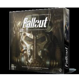 Fallout - Jeu de plateau - Jeu spécialiste