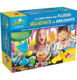 Laboratoire des fluides dégoûtants et amusants