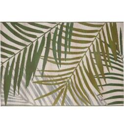 Tapis au design tropical - Intérieur et extérieur