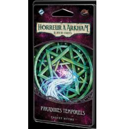 Horreur à Arkham JCE- Paradoxes Temporels - Jeu de cartes évolutif