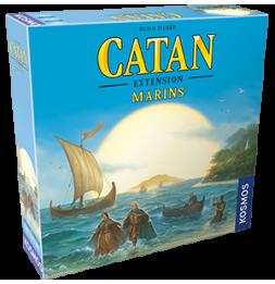 Catan Marins - Jeu famille