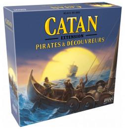 Catan - Pirates et Découvreurs - Jeu famille