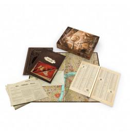 Sherlock Holmes Détective Conseil - Meurtres de la Tamise et autres enquêtes - Jeu famille