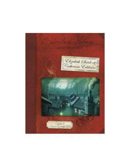 Sherlock Holmes Détective Conseil - Jack l?Éventreur & Aventures à West End - Jeu famille