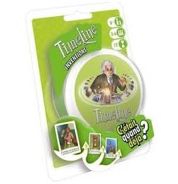 Timeline - Inventions - Jeu famille