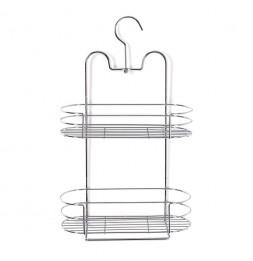 Serviteur de douche à 2 étages - Rangement de douche