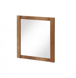 Miroir de salle de bain Classic Oak- 80 x 80 cm