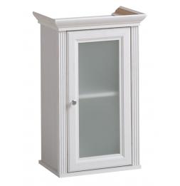 Armoire de salle de bain Palace White - 48 x 32 x 76 cm - Rangement