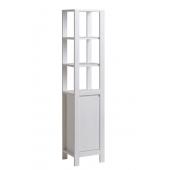 Grande armoire - 40 x 35 x 185 cm - Classic White