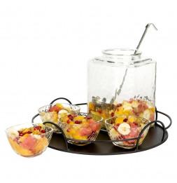 Coffret salade de fruits - 7 accessoires