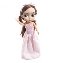 Poupée princesse - 40 cm - Rose