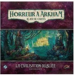 Horreur à Arkham JCE - Civilisation Oubliée - Jeu de cartes évolutif