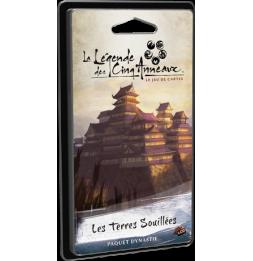 La Légende des Cinq Anneaux JCE - Les Terres Souillées - Jeu de cartes évolutif