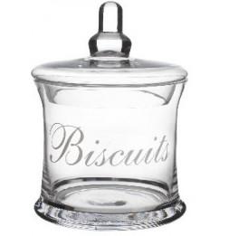 Bonbonnière en verre - Boîte à biscuits - Cuisine
