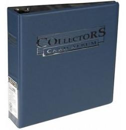 Classeur collector A4 - Bleu - Accessoires de cartes