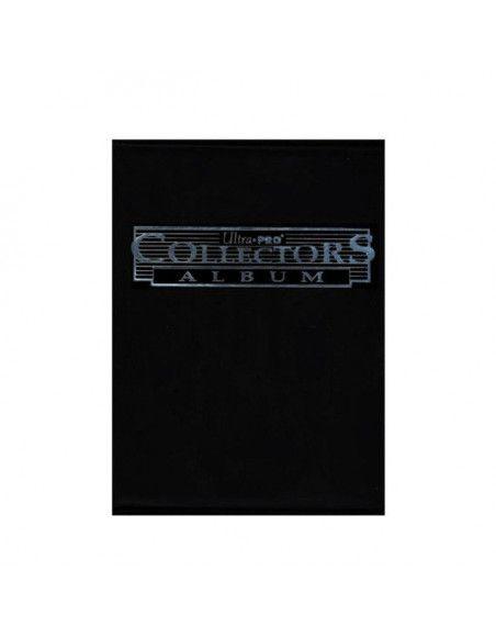 Portfolio Collector - 180 cartes A4 - Accessoires de cartes - Noir