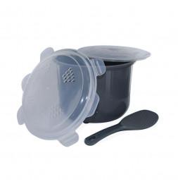 Cuiseur à riz 2,5 L - Micro ondes - Couleur aléatoire