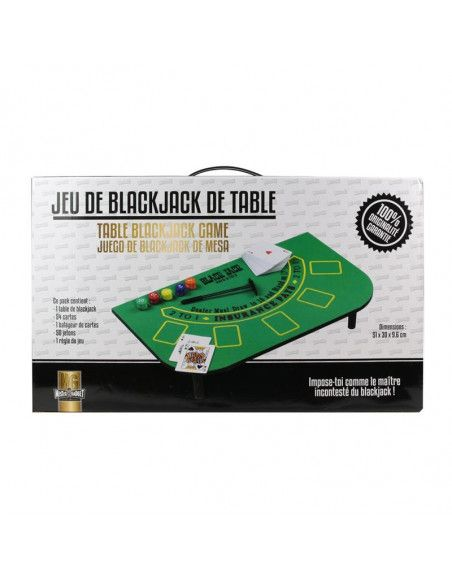 Jeu de BlackJack de table - Casino