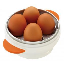 Cuiseur à micro-ondes pour 4 œufs - Appareil de cuisson