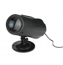 Projecteur spot LED multicolore